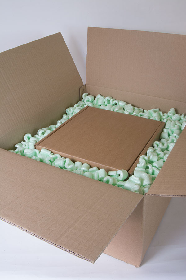 Only after the tank or aircraft has been based and been subject to a final quality check can it be boxed in our own custom designed packaging. The completed model is then packed for dispatch.