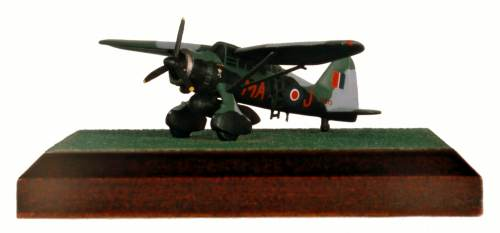 Westland Lysander Mk IIIA SD 1/144 scale pewter limited edition aircraft model as used to transport SOE agents. Handmade by Staples and Vine Ltd.